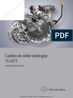 Manual Transmision 7G DCT