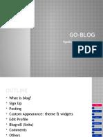 Tutorial Blog wordpress basic