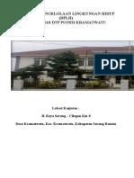 Dokumen Pengelolaan Lingkungan Hidup (Ok)