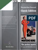 MB Classic Engine Brochure
