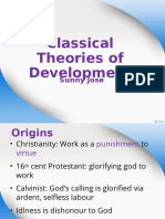 6) Classical Theories (1)