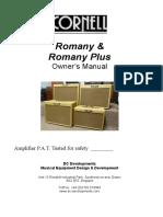 Romany Manual