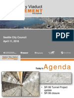 Viaduct Closure Preps Slide Deck