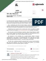 La Jornada_ Agotado, El Modelo Educativo de Prepas Del DF, Dice Mancera