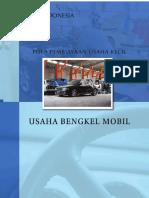 Analisis Finansial Bengkel Mobil