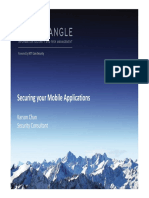 Securing Your Mobile Applications 2014-09-23 v1