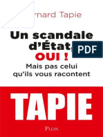 Bernard Tapie - Un scandale d'Etat, oui !.epub