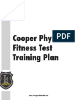 Cooper Test Training Plan