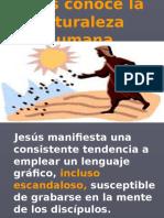 05. Jesús Conoce La Naturaleza Humana