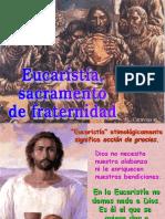 Eucaristía Fraternidad
