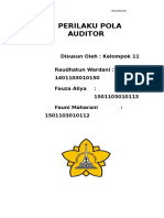 Chapter 14 Perilaku Pola Auditor