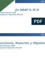 ABAP - 2 - Funciones - Reportes - Objetos