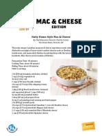 Nutty Home-Style Mac n Cheese