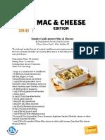Smoky Cauli-power Mac n Cheese