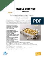 Cod You Believe It's Shmoked Mac n Cheese