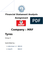 Fsa Assignment- Web - Mrf