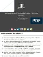 5 - Proyecto Rajo Inca