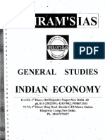 Sriram Economics Note