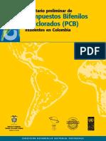 Bifenilos Policlorados Colombia