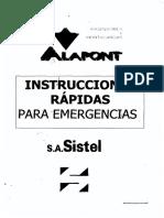 Sistel Guía Rápida ALAPONT