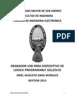 Grabador GAL22V10
