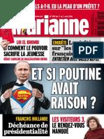 Marianne - 1 Au 7 Avril 2016