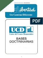 Bases Doctrinarias - UCEDE