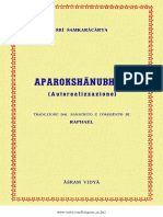 Shankara Aparokshanubhuti