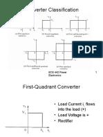 Converter Classification