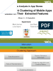 App Store Cluster Analysis