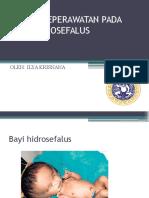Asuhan Keperawatan Pada Hidrosefalus
