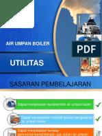 5-6 Air Utilitas Air Umpan Boiler