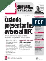 224-IsR Del Ejercicio y Presentar Avisos de RFC