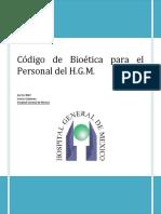Codigo de Bioetica - HGM