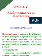 LP 5 - Decontaminarea - As. Med