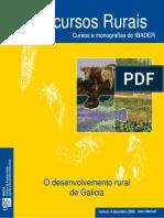 La Evolucion Del Uso Del Territorio en Galicia