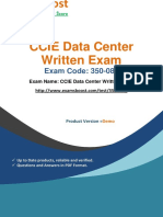 ExamsBoost 350-080 Most Updated Training Material