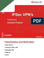Ipsec Presentation