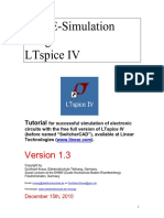 Spice-Simulation Using LTspice Part 1