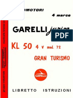 Garelli Junior50 KL50 4v 72-LI