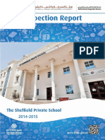 KHDA The Sheffield Private School 2014 2015
