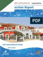 KHDA Star International School 2014 2015