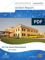 KHDA The City School International Private 2014 2015