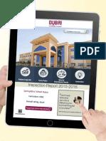KHDA Springdales School Dubai 2015 2016
