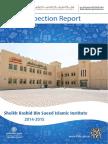 KHDA Sheikh Rashid Bin Saeed Islamic Institute 2014 2015