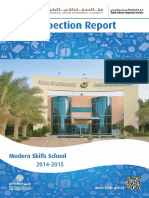 KHDA Modern Skills School 2014 2015