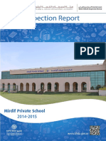 KHDA Mirdif Private School 2014 2015