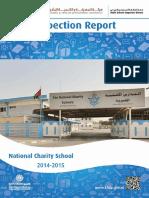 KHDA National Charity School 2014 2015