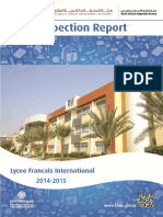 KHDA Lycee Francais International 2014 2015
