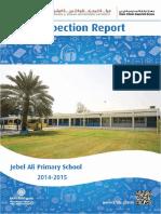 KHDA Jebel Ali Primary School 2014 2015